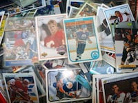 Huge hockey card collection Edmonton, T5B 3K1