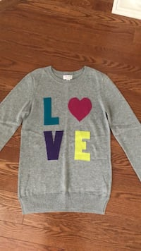Children's Place: Long sleeves sweater Size LG 10/12 Pickering, L1V 6Z1