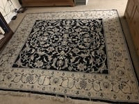One of kind Persian rug