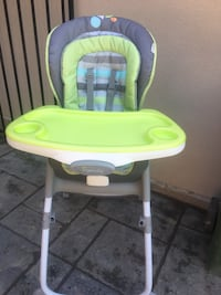 Ingenuity trio 3 in 1 high chair Toronto, M9B 3C7