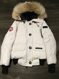White Canada Goose Chilliwack Bomber XSmall Richmond Hill, L4C 2Y7