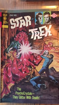 Star Trek comic