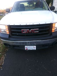 2007 GMC Sierra 1500 2WD Regular Cab Work Truck MW