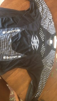 Black and White Empire paintball jersey Whitby, L1M 2L6