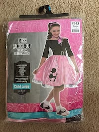 Miss sock hop for girls excellent condition  Woodbridge, 22192