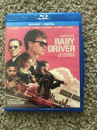 Baby Driver Blu Ray Liverpool, 13088