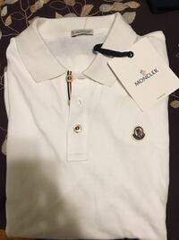 Moncler polo brand new with tags on them  Toronto, M2H 1E4