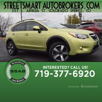 2014 Subaru XV Crosstrek Hybrid Touring Colorado Springs, 80905