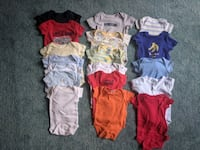 Lot of baby clothes for sale - 80 items! Montréal, H2H 1V4