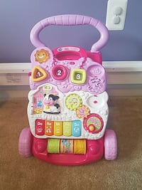 toddler's pink Vtech learning walker Dumfries, 22025