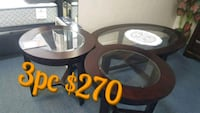 Coffee table + 2 end table Glendale, 91203