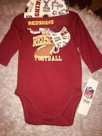 3 Piece Redskin's set 3-6mons New Fairfax, 22030