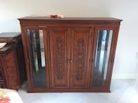 China cabinet with file cabinet Los Angeles, 91607