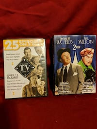 Two DVDs full of old TV shows! Niagara Falls, L2E 3K9
