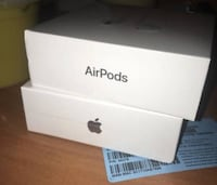 NEW sealed Apple Airpods BROOKLYN
