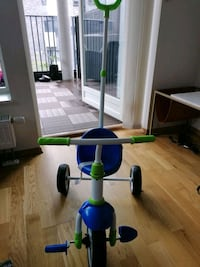Tricycle for kids Nordstrand, 0196