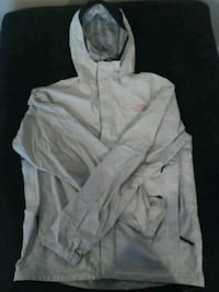 white zip-up hoodie Stafford, 22554