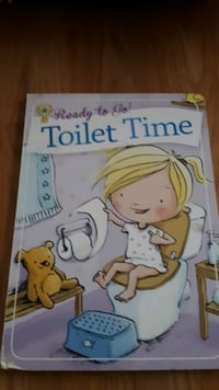 Potty training book Taunton, 02780