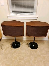 Vintage Bose 901 Series speakers and equalizer Temple Hills, 20748
