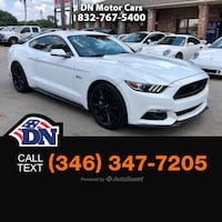 2015 Ford Mustang Houston
