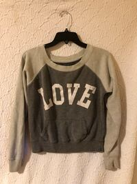 Gray and light grey sweater Lacey, 98503