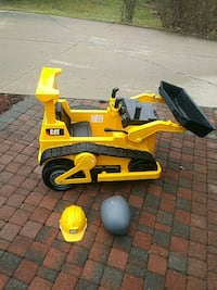 yellow and black ride-on toy Southfield, 48076
