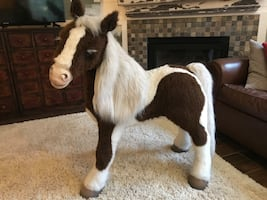 Hasbro Fur real S'more electronic pony