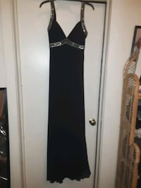 Ladies black prom dress Niles, 49120