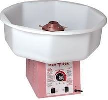 Cotton Candy Machine with Bubble