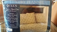 Luxurious Flannel Queen size bedding Bridgeport, 19405