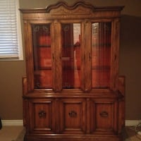 China cabinet buffet and hutch  Toronto, M8Y