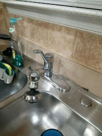 Kitchen sink and faucet Manassas