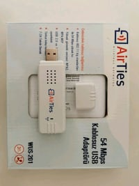 Airtes WUS-201 Wireless Usb Adaptörü 54 Mbps