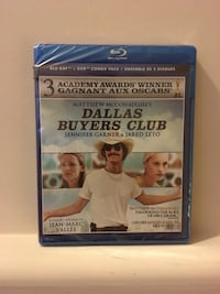 Dallas Buyer's Club (Blu-ray) Hamilton, L8J 0G9
