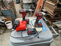 red and black Craftsman power tool Oakland, 94601