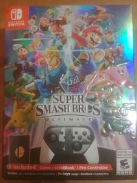 Super Smash Bros Ultimate Special Edition Brampton, L6X 5B1