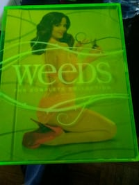 weeds DVD collection Toronto, M2J 1A9