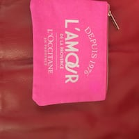 L'amour cosmetic bag only $10.00 perfect condition  Barrie, L4N 5H1