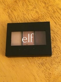 ELF sculpting silk eye shadow Savannah