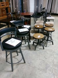 Chair s and bar stools from 19$ Indianapolis, 46219