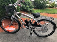 Genesis 29er with every possible option motorized bicycle  Woonsocket, 02895
