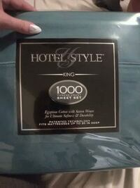 Hotel Style 1000 Thread Count Sheet Set King Frederick, 21702