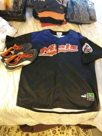 A Jersey and a pair of shoes