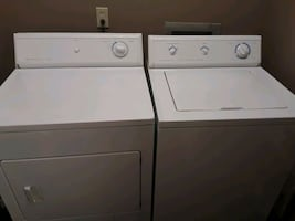 heavy duty washer and dryer