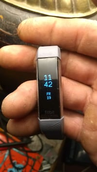 Smartwatch, fitbit with charger
