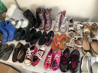 Lots of kids shoes and boots   5$ and up  Brampton, L6P 2W4