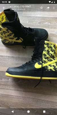 Nike Air force 1 high cut Toronto, M9W 7J9