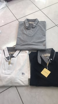 Burberry cotton shirt brand new,they from Vietnam but good quality $40 each  Calgary, T2B 3G1