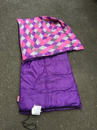 "Coleman sleeping bag 26x60"" Newton, 02460"