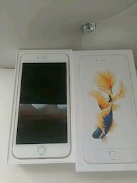 Brand new gold iPhone 6s plus with box Toronto, M3C 0J8